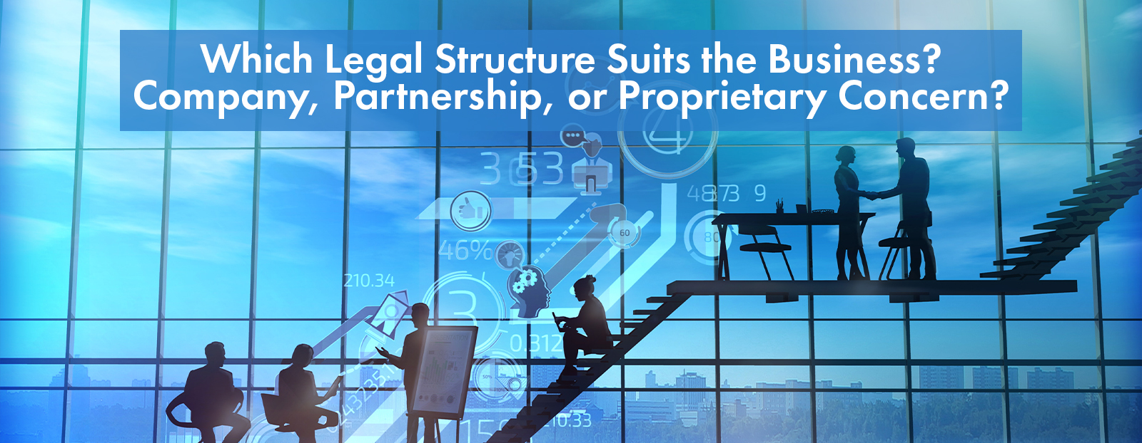 Which Legal Structure Suits the Business? Company, Partnership, or Proprietary Concern?