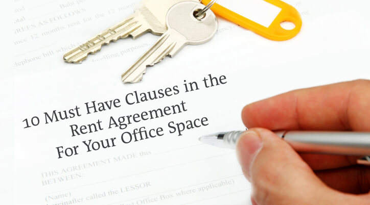rent, leave & license agreement