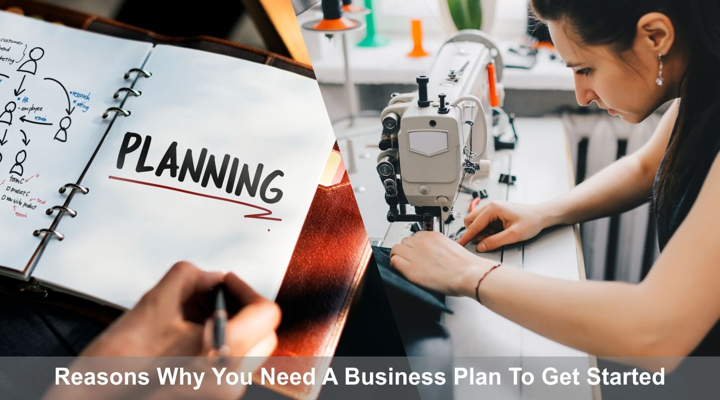 need for business plan