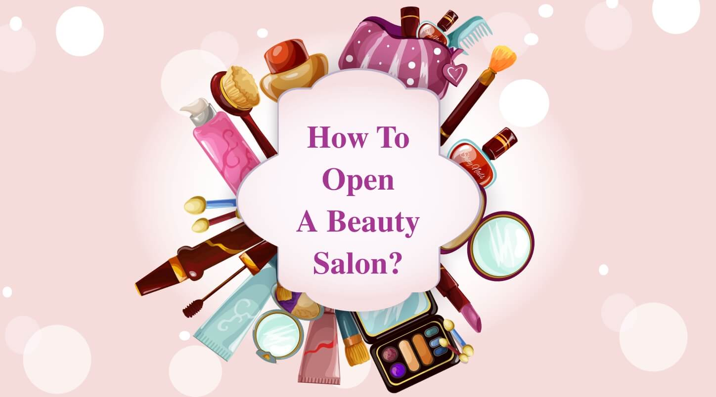 how to open a beauty salon with no money
