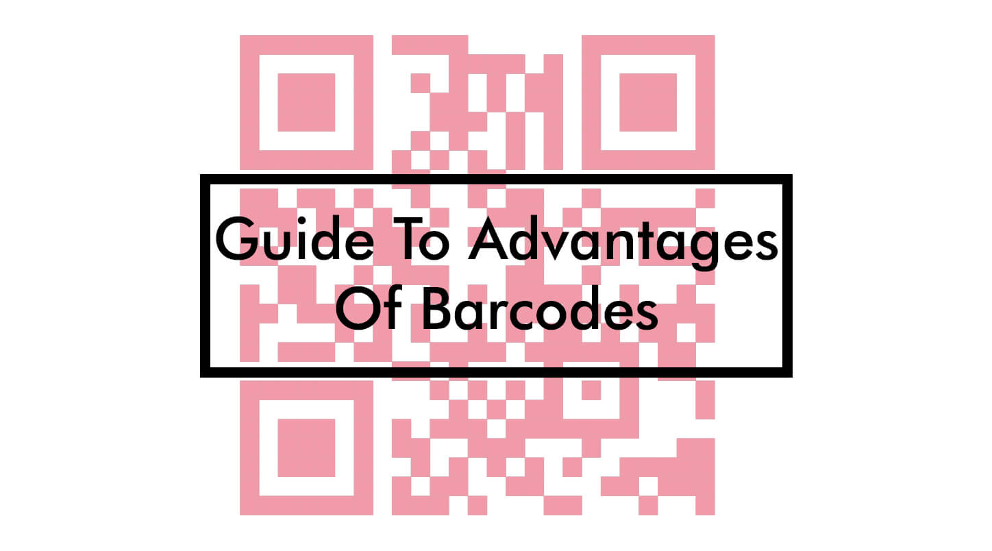 advantages of barcodes
