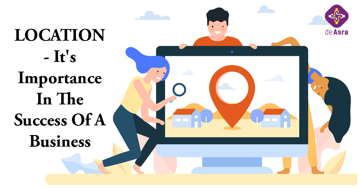 importance of location in business