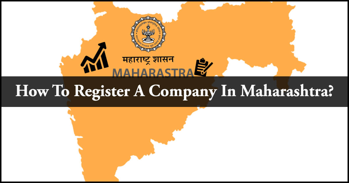 how to register a company in maharashtra