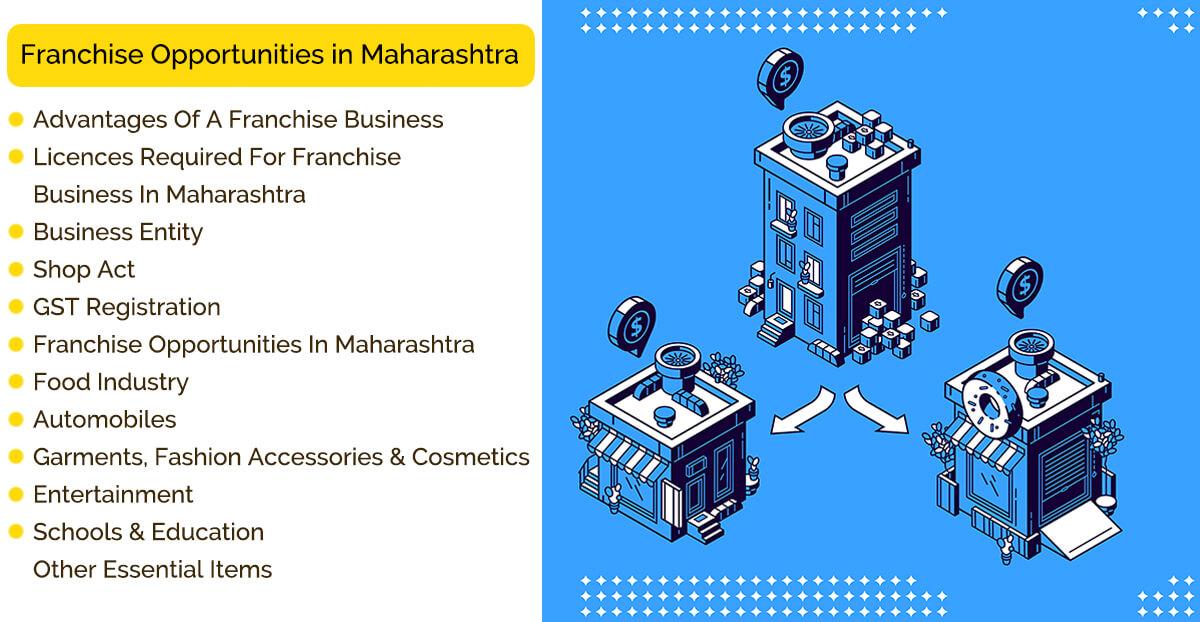 franschise opportunities in maharashtra