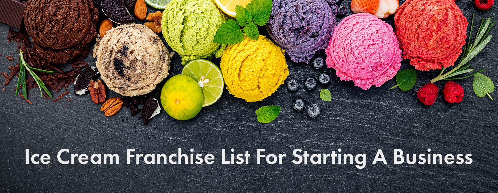 Ice Cream Franchise List For Starting A Business