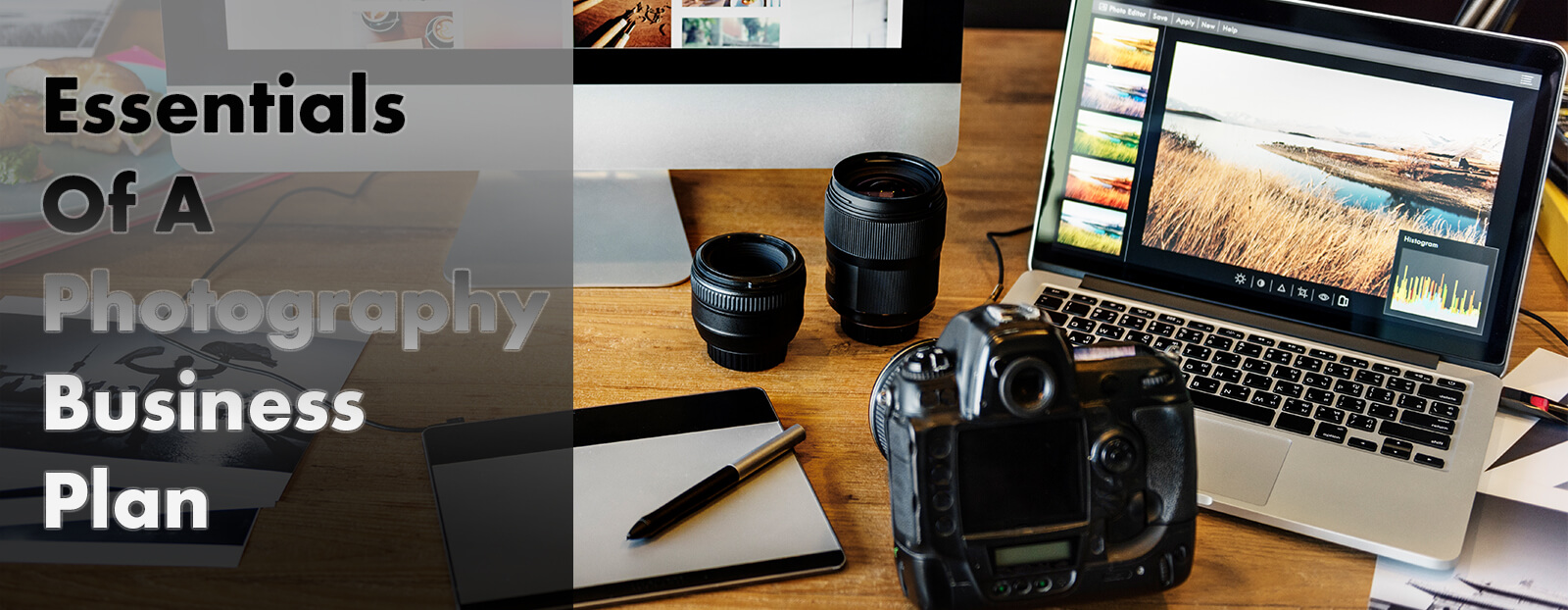 Essentials Of A Photography Business Plan