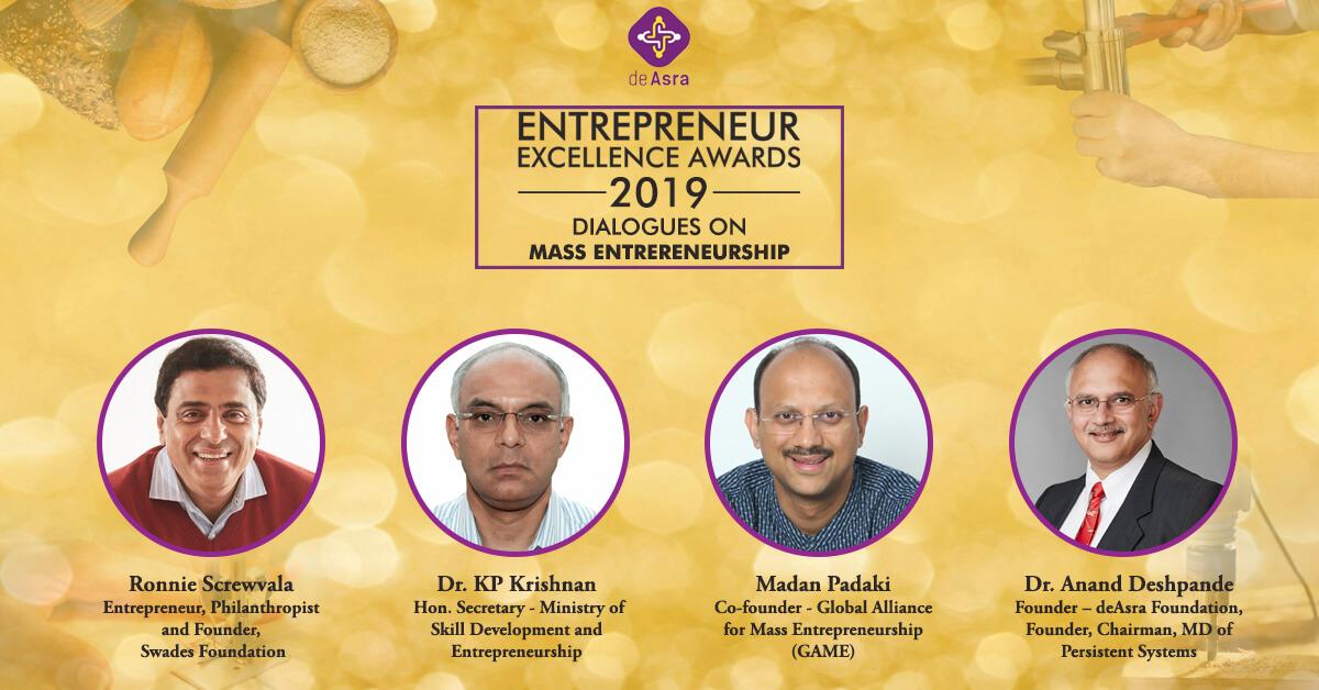 Entreprenuership Excellence Awards 2019