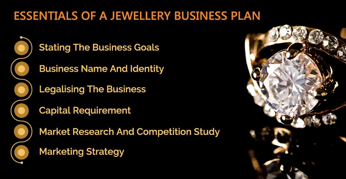 jewellery business plan
