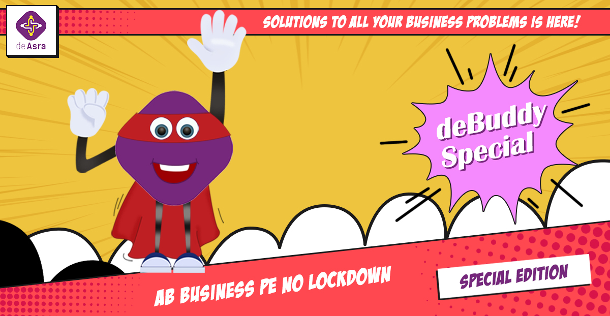 Ab Business Pe No Lockdown