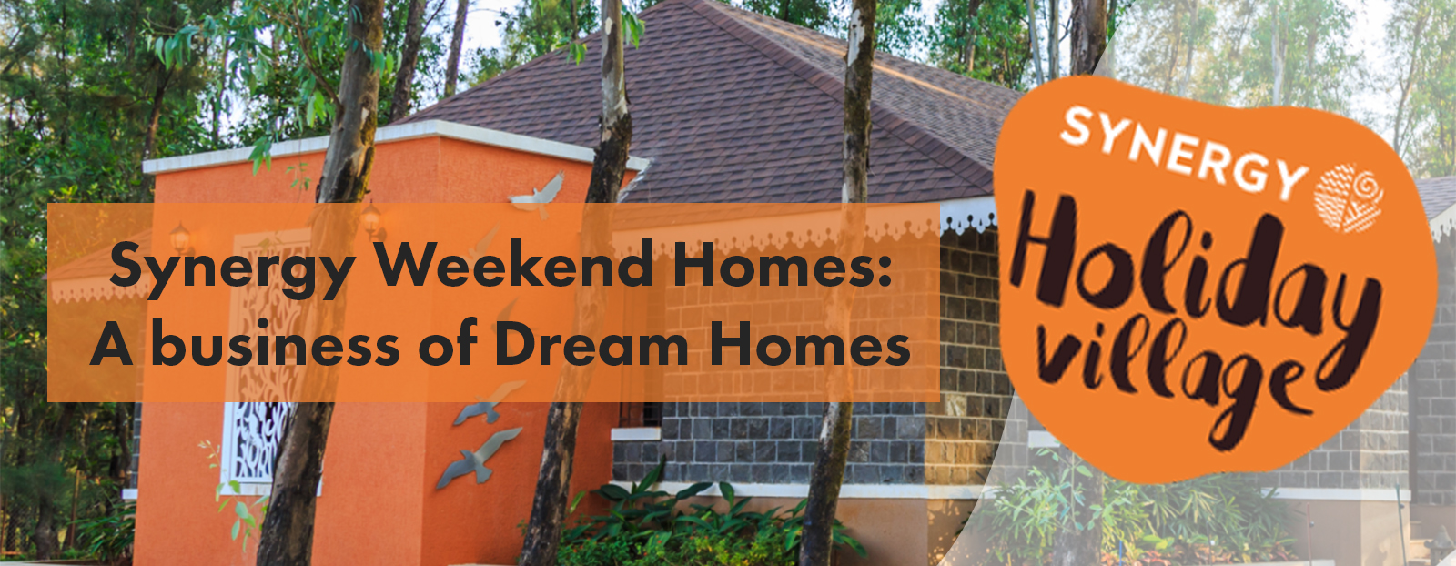 Synergy Weekend Homes: A business of Dream Homes
