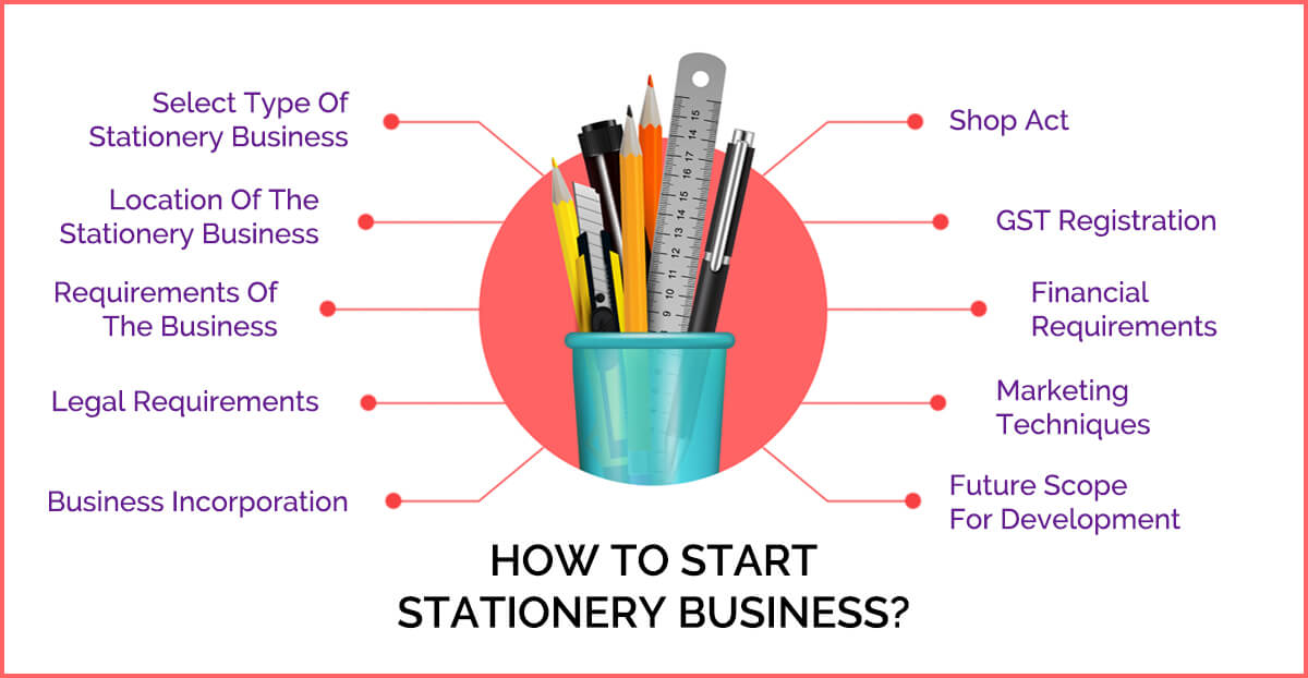 Stationary Business