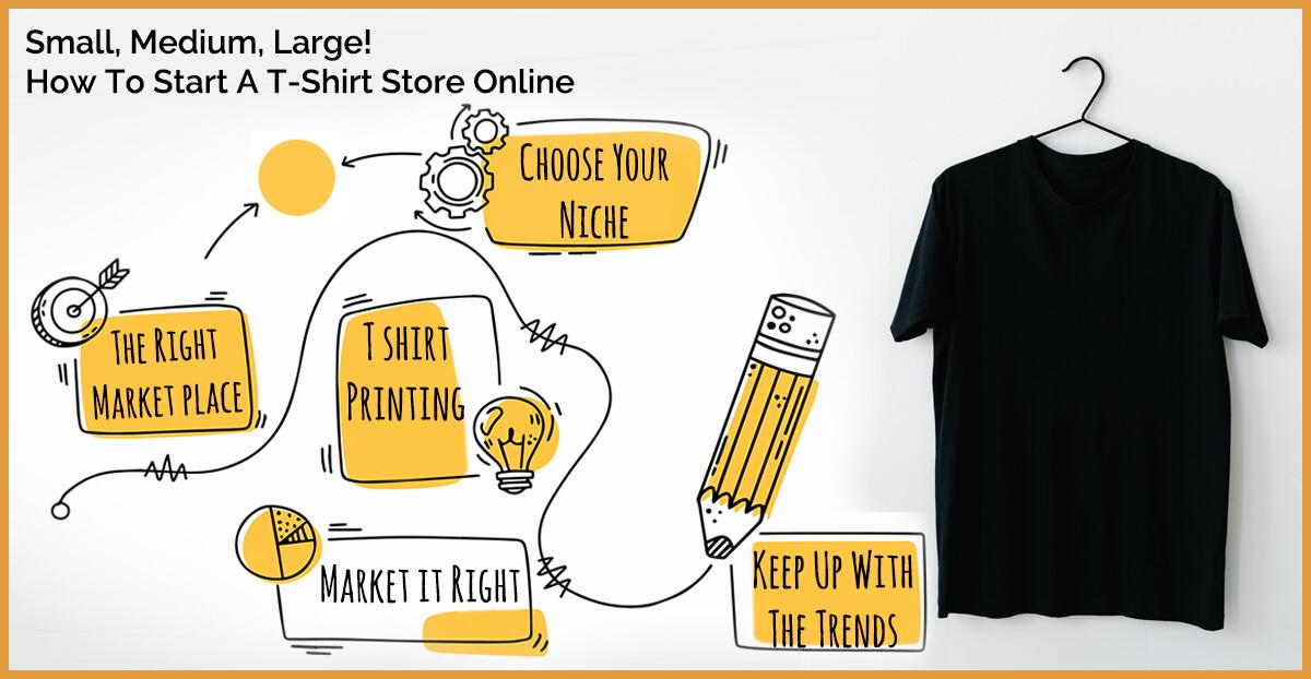 online t shirt store