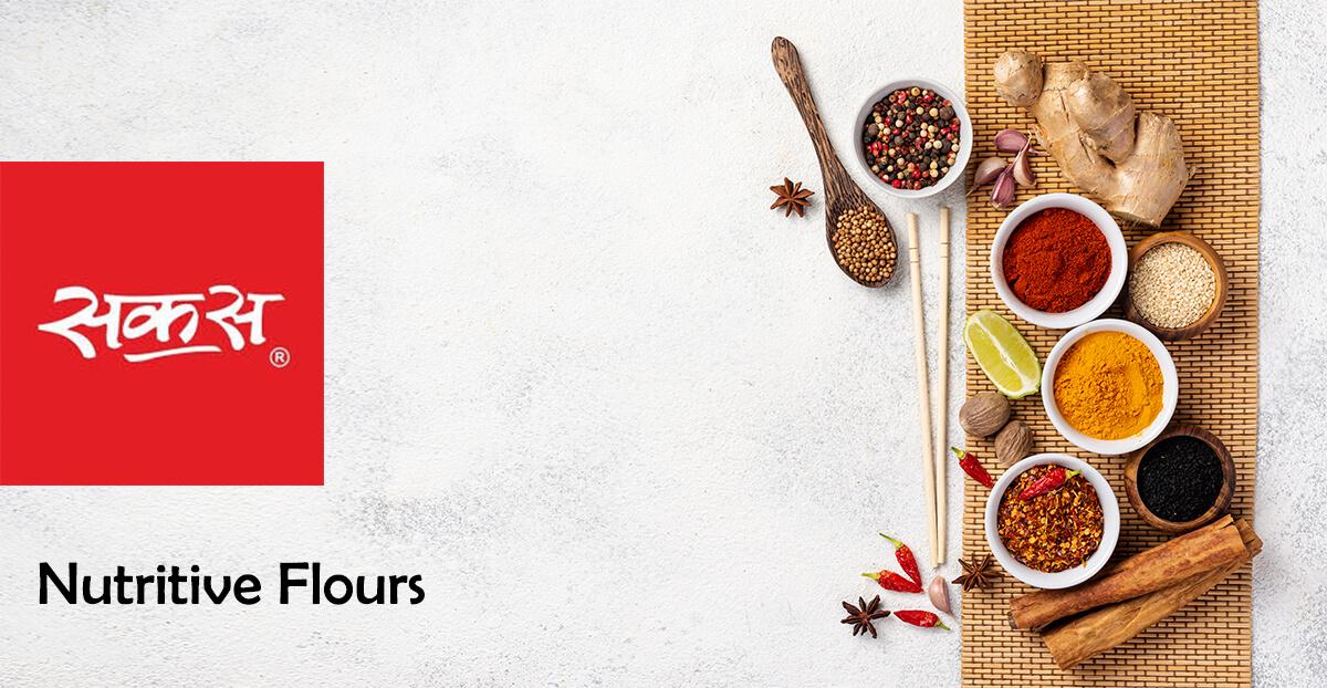 Nutritive Flours: Sakas Brand