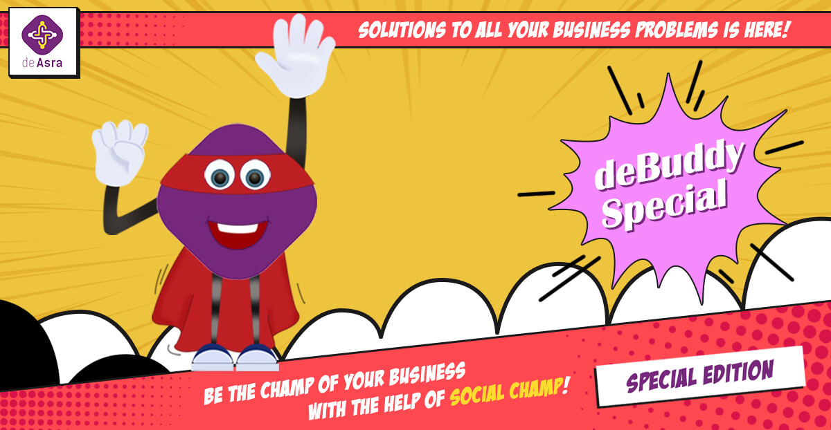 Be the Champ of Your Business With the Help of Social Champ!