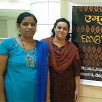 Sheetal Bapat and Anjali Joshi