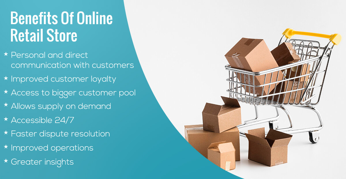 retail business online